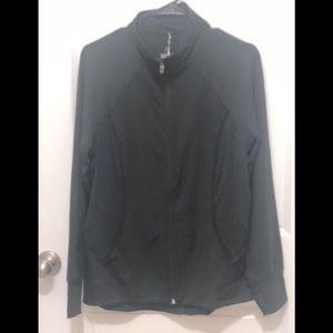 Active Rib trim jacket